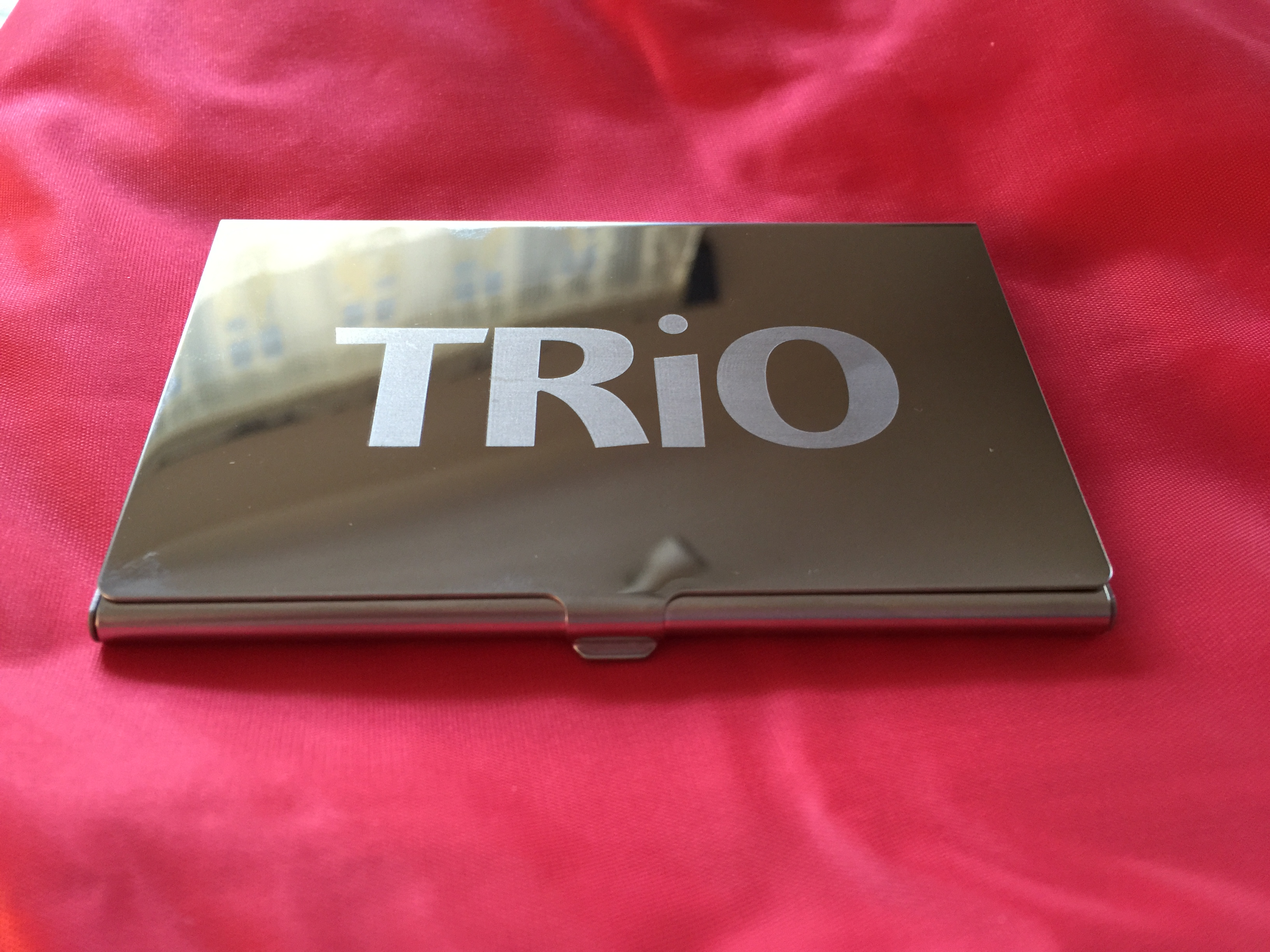 TRIO Business Card Holders — Friends of NAEOP